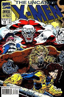 Uncanny X-Men Vol. 1 Annuals (1963-2011) (Comic-Book) #18