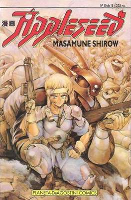 Appleseed #10