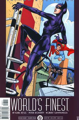 Batman & Superman: World's Finest (Softcover) #8
