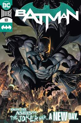 Batman Vol. 3 (2016-) #101