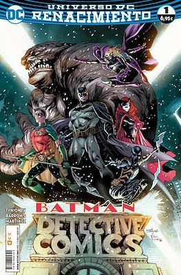 Batman: Detective Comics. Renacimiento (Rústica 72 pp) #1