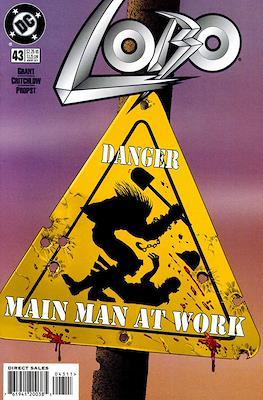 Lobo Vol. 2 (1993 - 1999 Grapa) #43