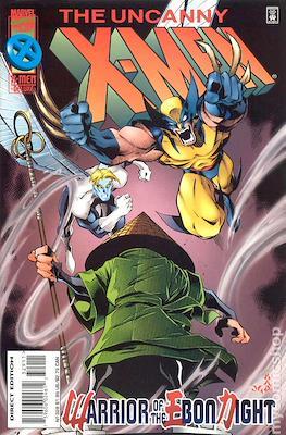 The Uncanny X-Men (1963-2011) (Comic-Book) #329
