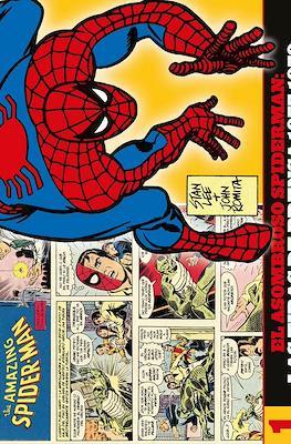 El Asombroso Spiderman: Las Tiras de Prensa (Cartoné 320 pp) #1