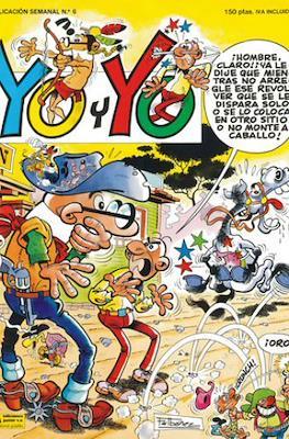 Yo y Yo (Grapa 36 pp) #6