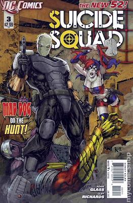 Suicide Squad Vol. 4. New 52 #3