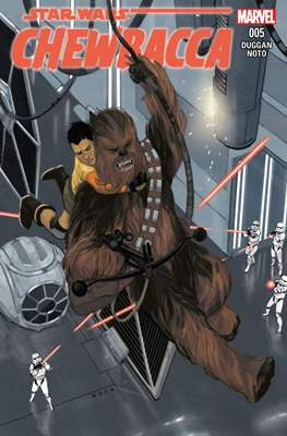 Chewbacca (Comic-book) #5