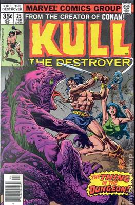 Kull the Conqueror / Kull the Destroyer (1971-1978) (comic-book) #25