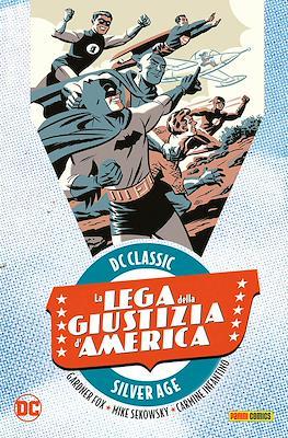 DC Classic Silver Age