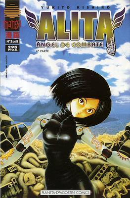 Alita, ángel de combate. 4ª parte #3