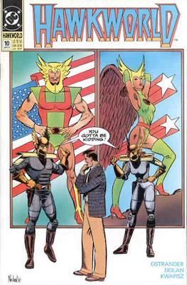 Hawkworld (Comic Book) #10