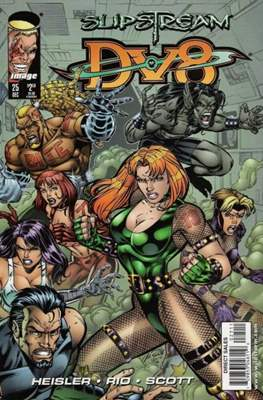 Dv8 (Comic Book) #25