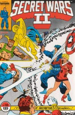 Secret Wars (1985-1987) (Grapa 32 pp) #25