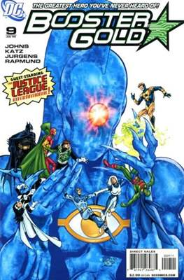 Booster Gold Vol. 2 (2007-2011) #9