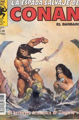 La Espada Salvaje de Conan. Vol 1 (1982-1996) #38