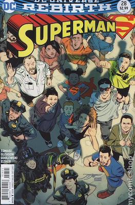 Superman Vol. 4 (2016-... Variant Covers) (Grapa) #28