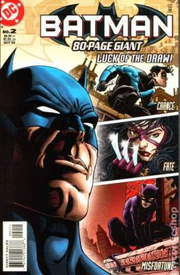 Batman 80-Page Giant (1998-2000) (Softcover 80 pp) #1