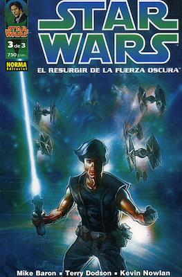 Star Wars. El resurgir de la fuerza oscura #3