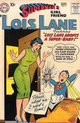 Superman's Girl Friend Lois Lane #3