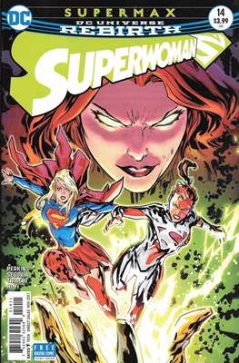 Superwoman (2016-2018) (Comic-book) #14