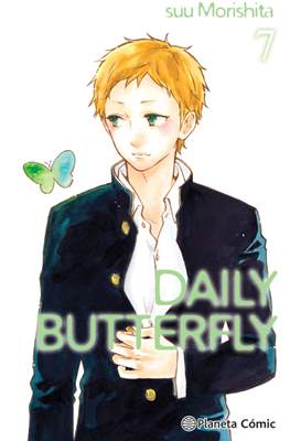 Daily Butterfly #7