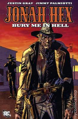 Jonah Hex Vol. 2 #11