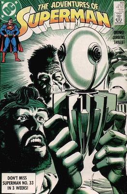 Superman Vol. 1 / Adventures of Superman Vol. 1 (1939-2011) (Comic Book) #455