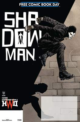 Shadowman - Free Comic Book Day