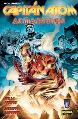 Capitán Atom: Armageddon (Rústica 96-120 pp) #1
