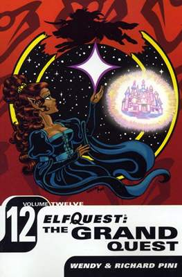ElfQuest: The Grand Quest (Softcover) #12