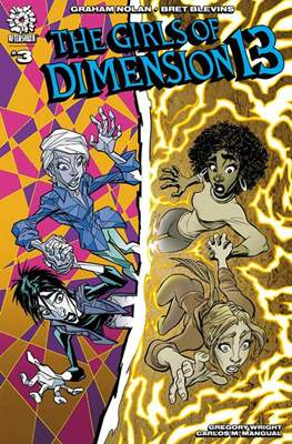 The Girls of Dimension 13 #3