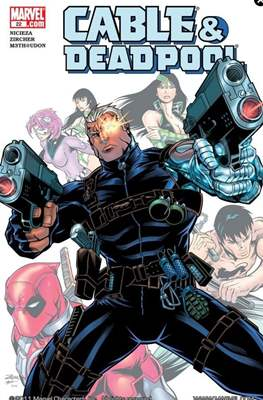 Cable & Deadpool (Comic-Book) #22