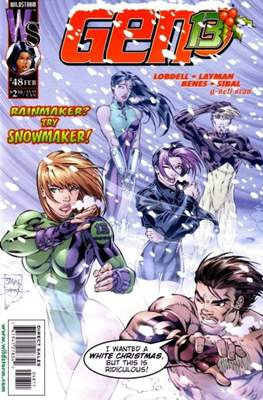 Gen 13 (1999 Series) (Saddle-Stitched) #48
