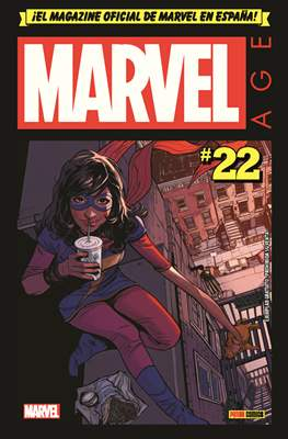 Marvel Age (2016-) (Grapa) #22