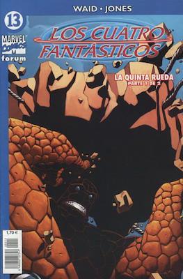 Los 4 Fantásticos Vol. 5 (2003-2004) (Grapa 24 pp) #13