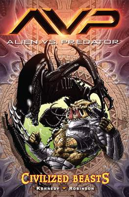 Aliens vs Predator: Civilized Beasts