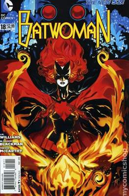 Batwoman Vol. 1 (2011-2015) (Comic-book) #18