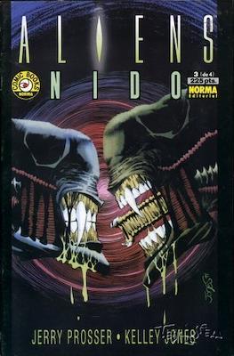 Aliens: Nido (Grapa 36 pp) #3