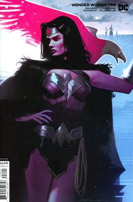 Wonder Woman Vol. 5 (2016- Variant Cover) (Comic Book) #758