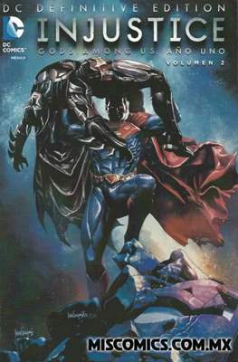 DC Definitive Edition (Rústica) #18