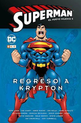 Superman: el nuevo milenio (Cartoné, 248 pp) #5