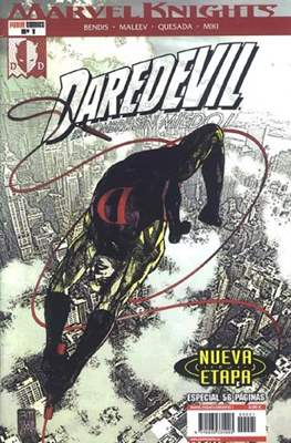 Daredevil. Marvel Knights. Vol. 2