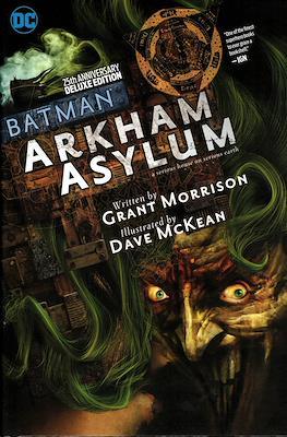 Batman: Arkham Asylum 25th Anniversary Deluxe Edition