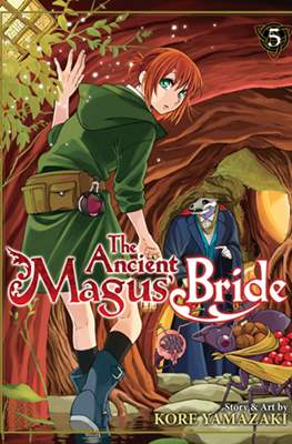 The Ancient Magus' Bride (Paperback) #5