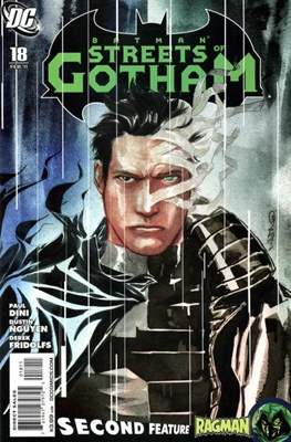 Batman: Streets of Gotham (2009-2011 Saddle-stitched) #18