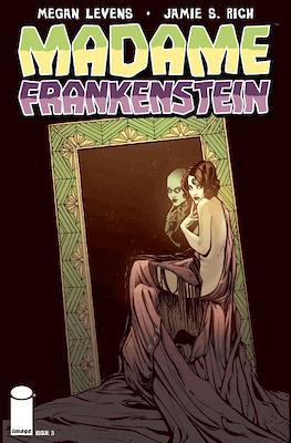 Madame Frankenstein (Grapa) #3