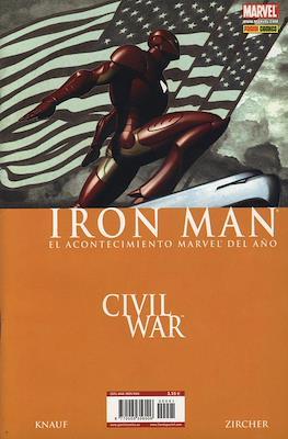 Iron Man. El acontecimiento Marvel del año. Civil War