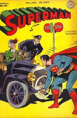 Superman Vol. 1 / Adventures of Superman Vol. 1 (1939-2011) (Comic Book) #46
