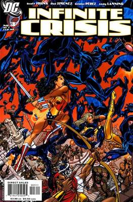 Infinite Crisis (Comic-Book) #3