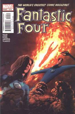 Fantastic Four Vol. 3 (saddle-stitched) #515